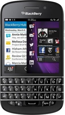 Bekijk onze BlackBerry Q10 reparaties