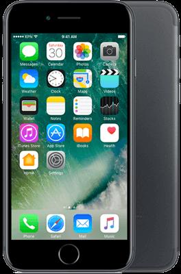 Bekijk onze iPhone 7  reparaties