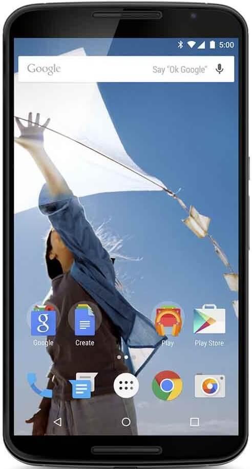 Bekijk onze Motorola Nexus 6 reparaties
